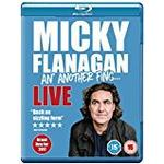 Micky Flanagan - An' Another Fing Live [Blu-ray]
